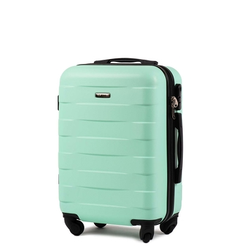 Walizka kabinowa twarda 35L 401 S light green